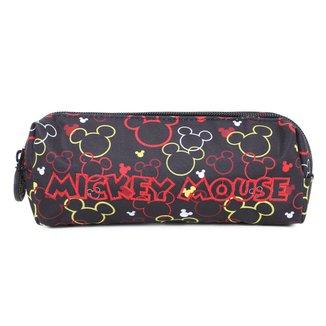 Estojo Infantil  Xeryus Simples Mickey Mouse College Feminina