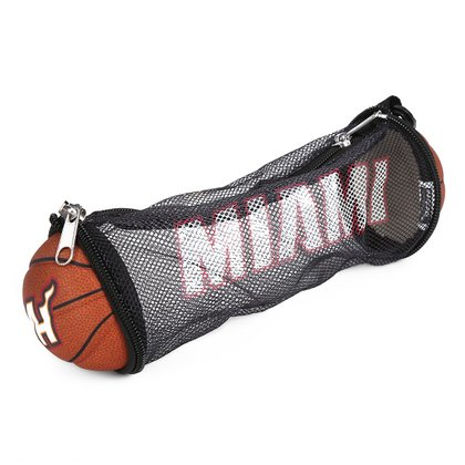 Estojo NBA Miami Heat Ball Bag Necessaire