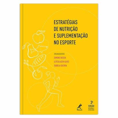 Estratégias de nutrição e suplementação no esporte? 3ª EDIÇ O - Unissex