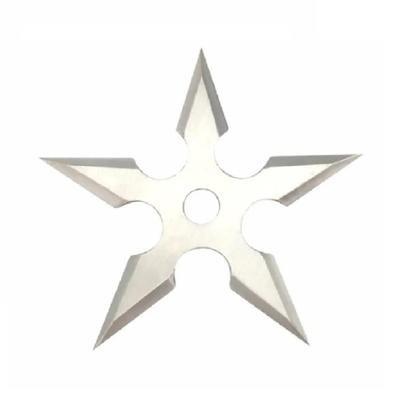 Estrela Ninja Com 3 Peças Ntk Tático Myoko - Unissex