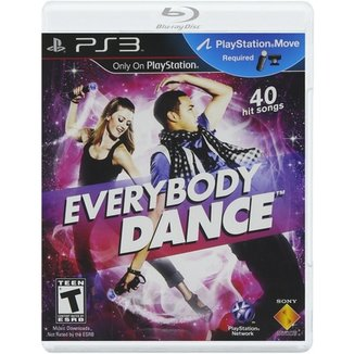 Everybody Dance - Ps3