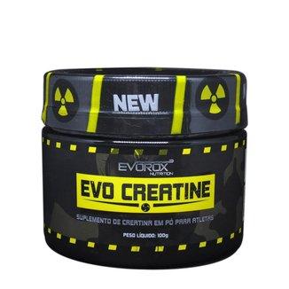 Evo Creatine / Creatina 100g - Evorox Nutrition