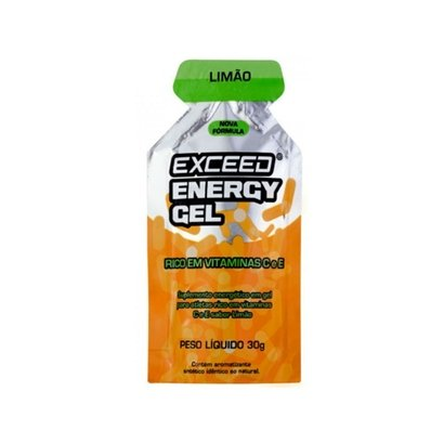 Exceed Energy Gel (unidade) – Advanced Nutrition