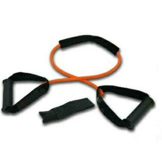 Extensor Elastico Braços e Pernas Musculação Treino 3 Nivel