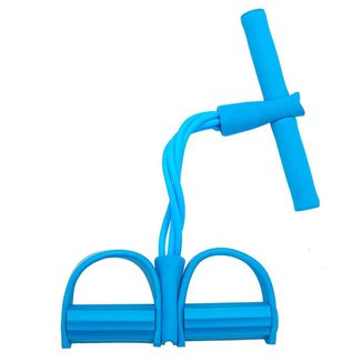 Extensor Elástico Multifuncional Musculação Tubefit Yangfit