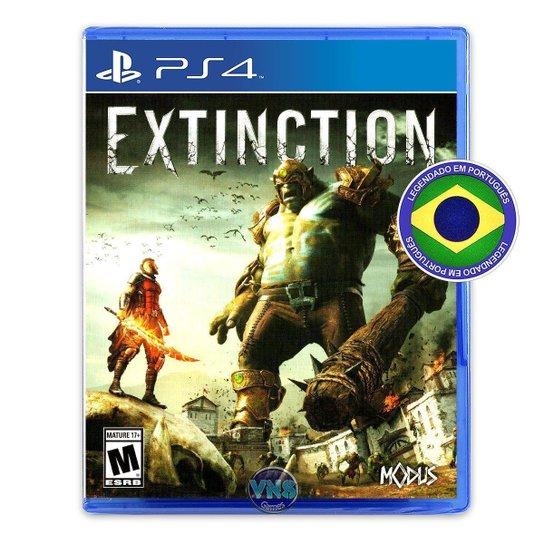 Extinction - PS4 - Incolor
