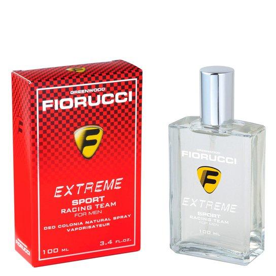 Extreme Sport Racing Team For Men Fiorucci- Perfume Masculino - Deo Colônia 100ml - Incolor