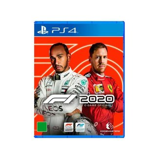F1 2020 para PS4 Codemasters