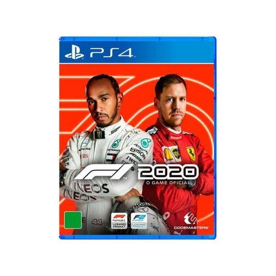 F1 2020 para PS4 Codemasters - Incolor