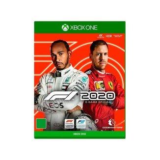 F1 2020 para Xbox One Codemasters