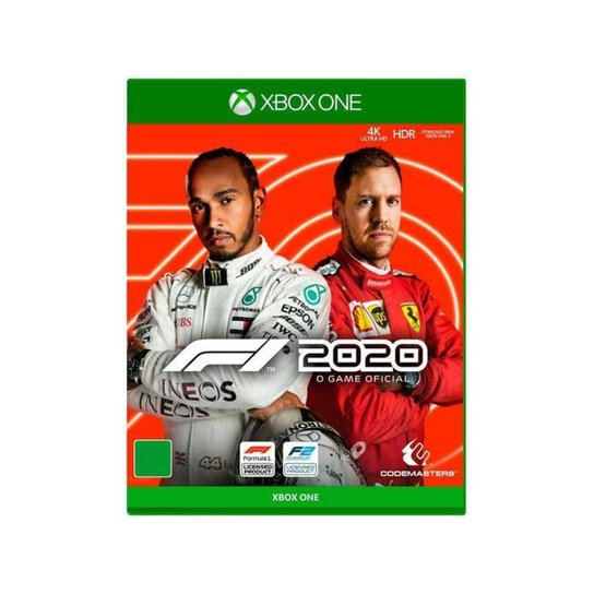 F1 2020 para Xbox One Codemasters - Incolor