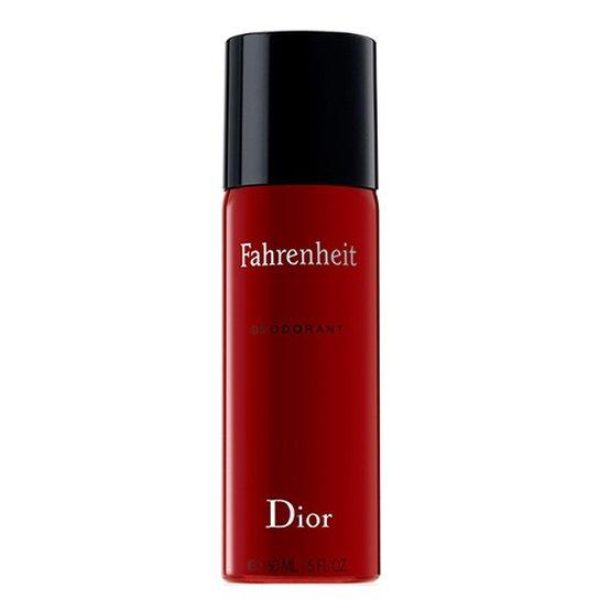 Fahrenheit Déodorant Spray Dior - Desodorante Masculino 150g - Incolor