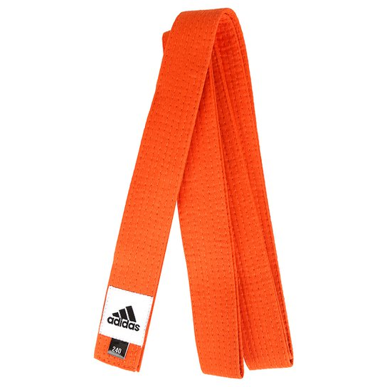 Faixa Adidas Colorida Club 2,40 mt - Laranja