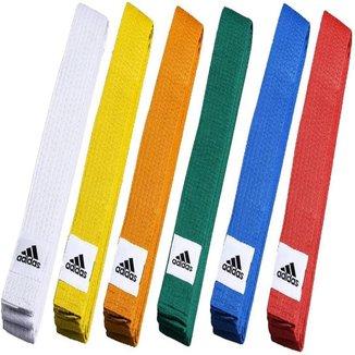 Faixa Colorida Club Belt Adulto Adidas - Laranja