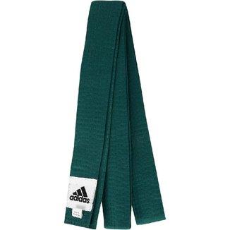 Faixa Colorida Club Belt Infantil Adidas - Verde