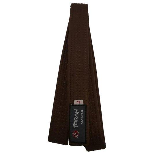 Faixa Marrom Judo - Torah-  Adulto - Marrom