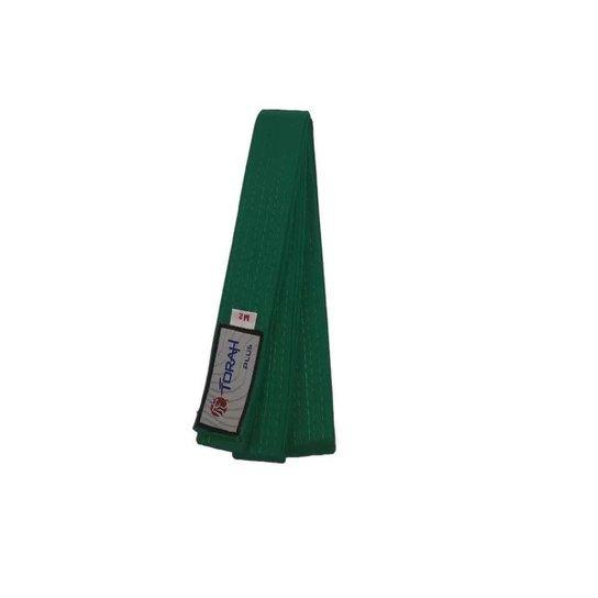 Faixa Verde Judo - Torah - Adulto - Verde