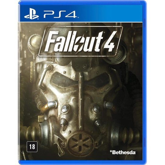 Fallout 4 - PS4 - Incolor
