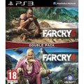 Far Cry 3 & 4 (Double Pack) - PS3