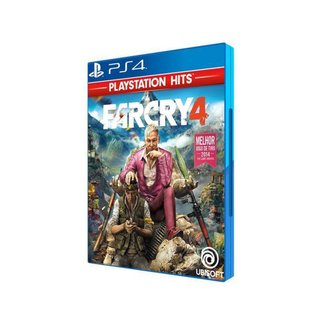 Far Cry 4 para PS4