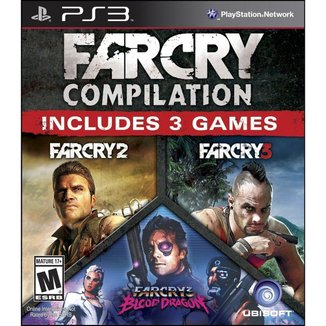 Far Cry Compilation - Ps3