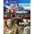 Far Cry Primal and Far Cry 4 (Double Pack) - PS4