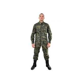 Farda Combate RipStop Camuflado Marpart  - Bravo