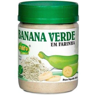 Farinha de Banana Verde 130g Unilife