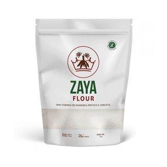 Farinha de Mandioca 1kg Zaya Flour