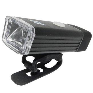 Farol dianteiro recarregável USB 180 lumens High One