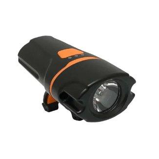 Farol Lanterna Ciclismo Led Recarregável Usb 800 Lumens