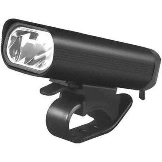 Farol Usb LT-8523 Aluminio Preto 400 Lumens Ultra Light