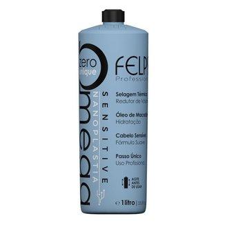 Felps Omega Zero Unique Sensitive - Selagem Térmica 1L