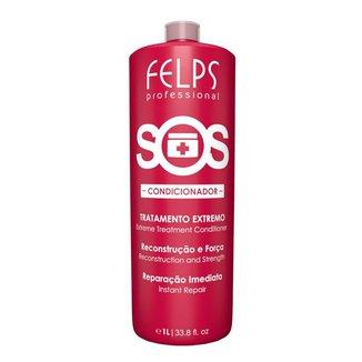 Felps S.O.S. Reconstrução Condicionador 1L