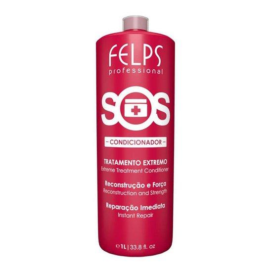 Felps S.O.S. Reconstrução Condicionador 1L - Incolor