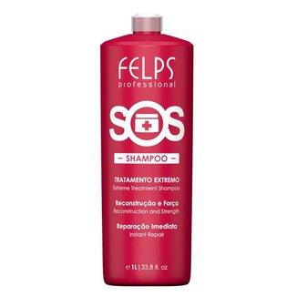 Felps S.O.S. Reconstrução Shampoo 1L