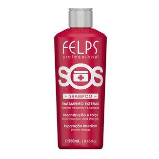 Felps S.O.S. Reconstrução Shampoo 250ml