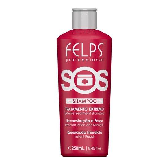 Felps S.O.S. Reconstrução Shampoo 250ml - Incolor
