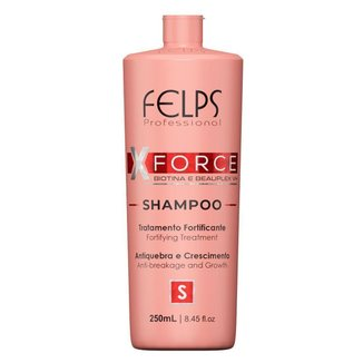 Felps X Force – Shampoo Fortalecedor 250ml