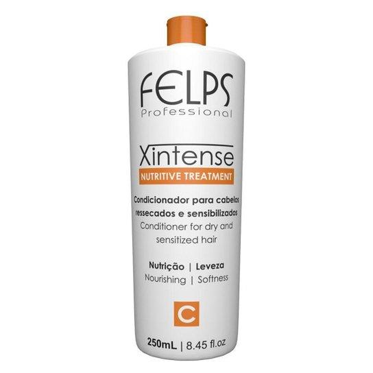 Felps X Intense Nutritive Treatment Condicionador 250ml - Incolor