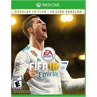 Fifa 18: Edição Ronaldo - Xbox One