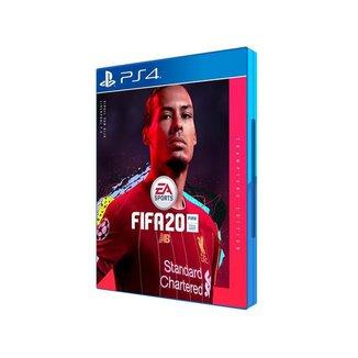 Fifa 20 Edição dos Campeões para PS4