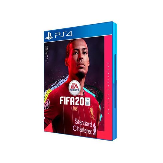 Fifa 20 Edição dos Campeões para PS4 - Incolor