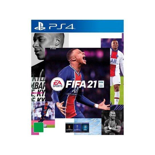 FIFA 21 para Xbox One EA - Azul