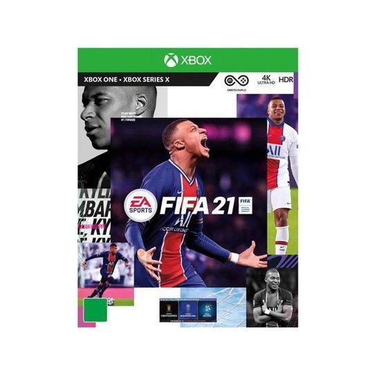 FIFA 21 para Xbox One EA - Verde