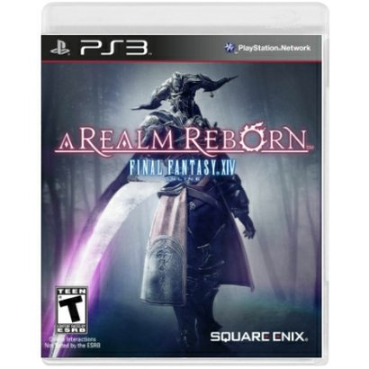 Final Fantasy Xiv: A Realm Reborn PS3 - Unissex - Incolor