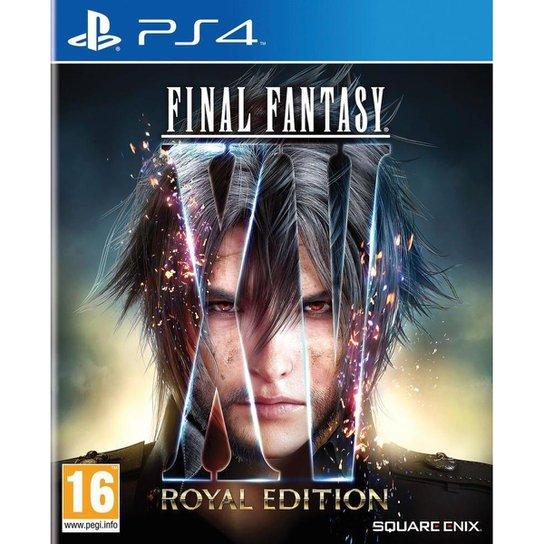 Final Fantasy XV: Royal Edition - PS4 - Incolor