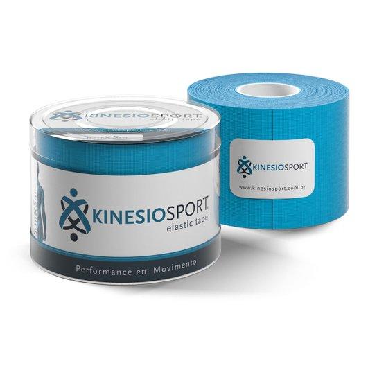 Fita Adesiva KinesioSport - Azul Claro