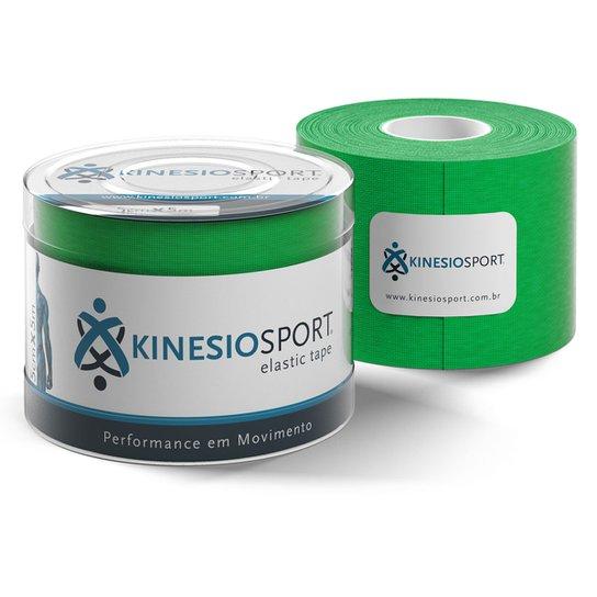 Fita Adesiva KinesioSport - Verde