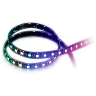 Fita de LED Akasa Vegas MBW - RGBW - 50cm - Fita Magnética - AK-LD06-50RB